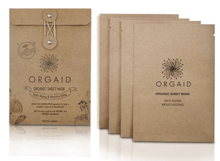 Orgaid Antiaging & Moisturizing Box Set (4 Sheets) - Switch 2 Pure