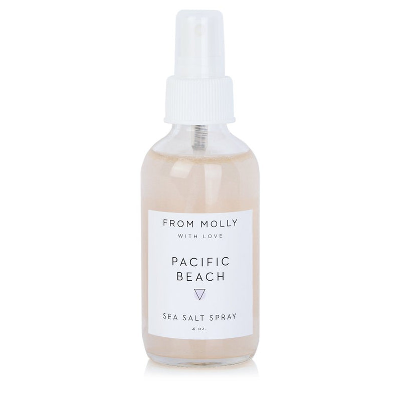 From Molly With Love Pacific Beach Sea Salt Hairspray - Switch 2 Pure