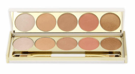 Saint Eye Palette Perfect In Peach - Switch 2 Pure