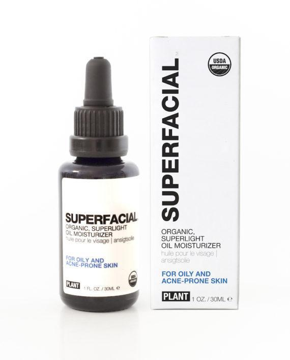 Plant Apothecary Superfacial Face oil for skin