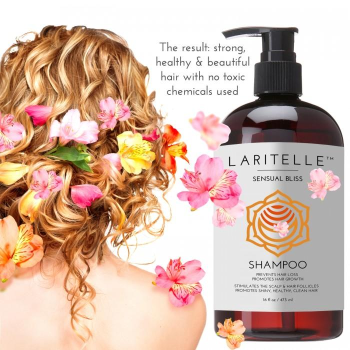 Laritelle Sensual Bliss Shampoo - Switch 2 Pure
