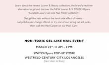 Switch2Pure + Lauren B. Exclusive Curated Gel-Like Collection - Switch 2 Pure