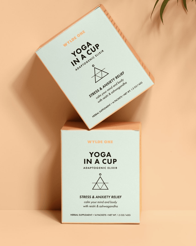 Wylde Yoga In A Cup
