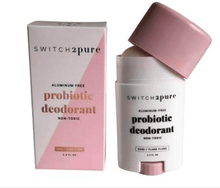 Switch2Pure Probiotic Deodorant