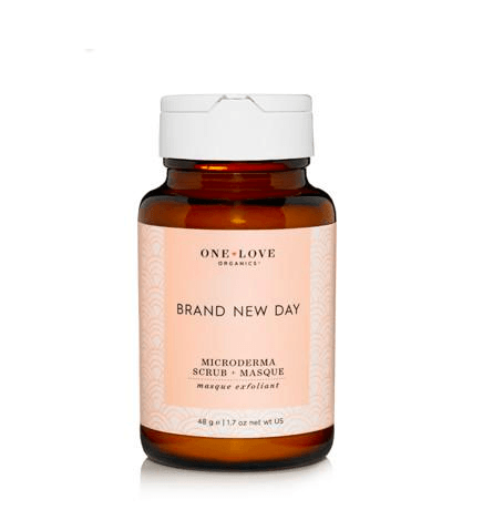 One Love Organics Brand New Day Face Masque