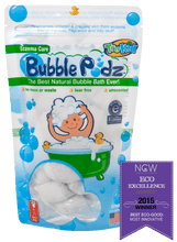 TruKid Eczema Care Bubble Podz 24 ct.