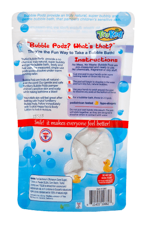 TruKid Yumberry Scented Bubble Podz - Switch 2 Pure