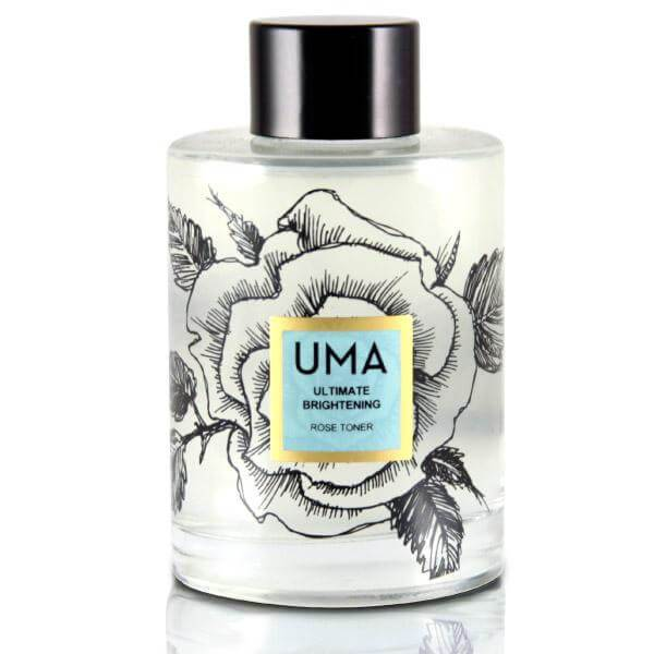 UMA Ultimate Brightening Rose Toner