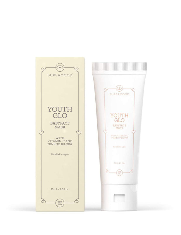 Supermood YOUTH GLOW Babyface Mask