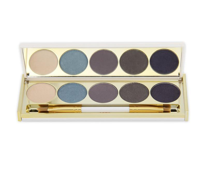 SAINT Eye Palette Bashful In Blue - Switch 2 Pure