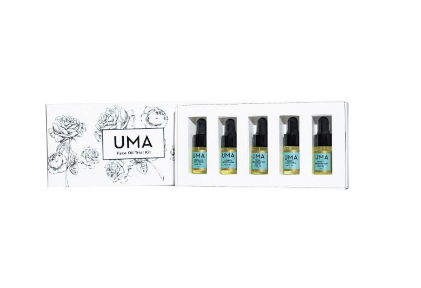 UMA Face Oils Trial Kit