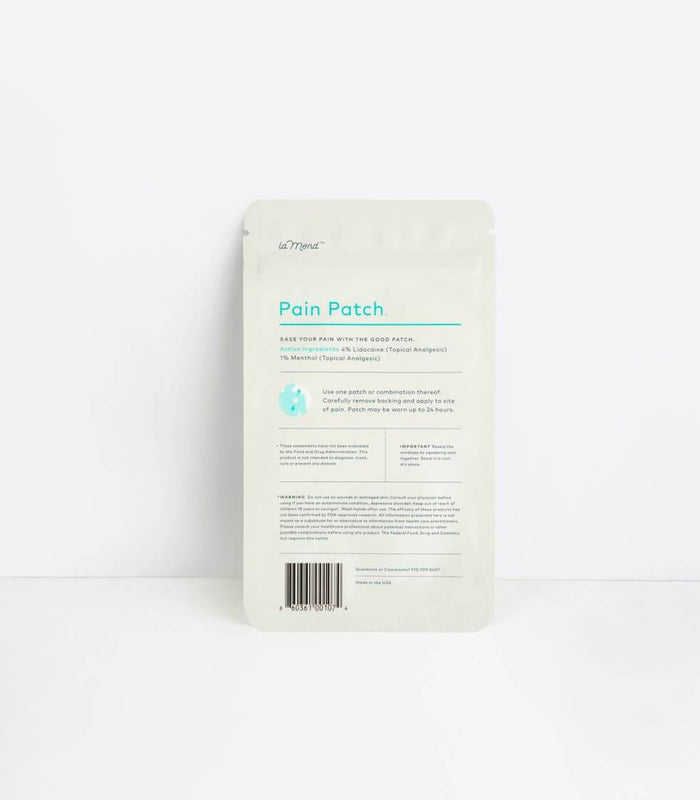 The Good Patch | Pain Patch Set (4 Patches in 1 Pouch)