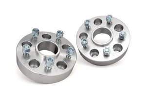 Rough Country 1091 Wheel Spacer Pair; JK 07-17