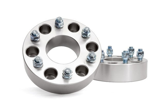 Rough Country 1101 6-5.5 GMC 2'' Kit Wheel Spacers