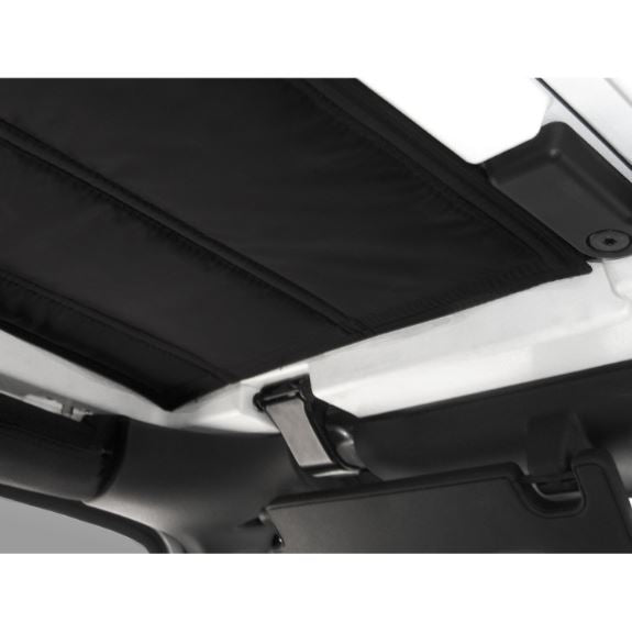 Rugged Ridge 12109.01 Hardtop Insulation Kit, 2-Door; 07-10 Jeep Wrangler JK