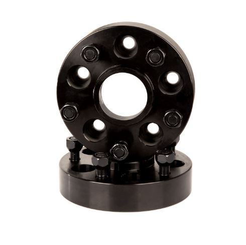 Rugged Ridge 15201.11 Wheel Adapters, 1.375 Inch, 5x4.5 to 5x5