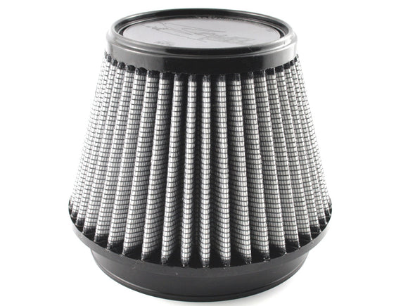 aFe POWER 21-55505 Magnum FLOW Pro DRY S Air Filter Replacement Cone;  5-1/2 F x 7 B x 4-3/4 T x 5 H in