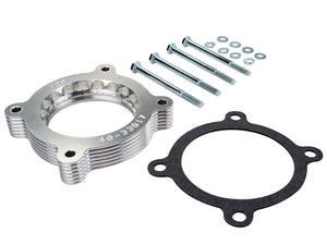 aFe POWER 46-33017 Silver Bullet Throttle Body Spacer; Ford F150 EcoBoost 11-16 V6-3.5L (tt)