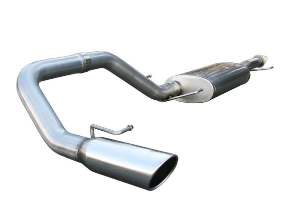 aFe Power 49-46003 MACHForce XP Cat-Back Exhaust System Fits 07-14 FJ Cruiser