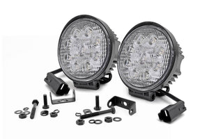 Rough Country 70804 4'' Led Round Lights