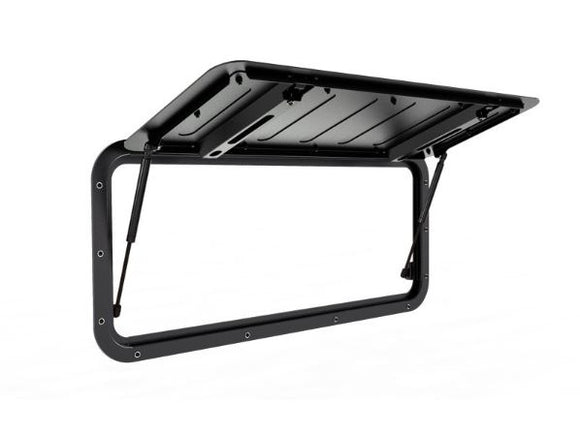 Front Runner GWLD009 Land Rover Defender Gullwing Window / Aluminium