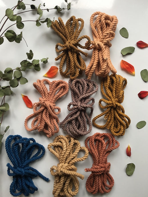 March Macrame Color Workshop!