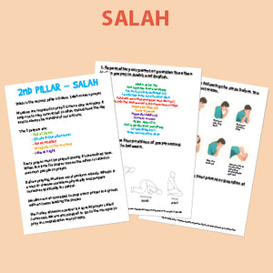 Salah Activity - Day 3