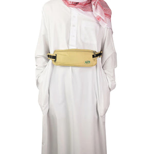 Hajj & Umrah Anti-Theft Waist Belt
