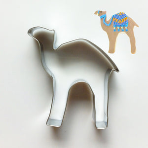 Camel Cookie Cutter