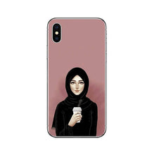 Coffee Hijabi Phone Case