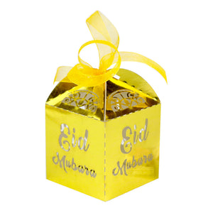 Eid Gift Box - Gold