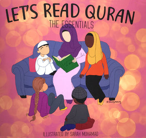 Let's Read Qur'an - Sarah Mohamad