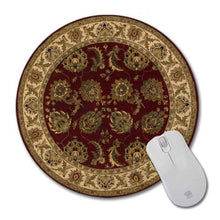 Oriental Rug Mouse Pad Round #4