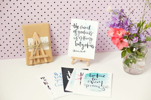 Mini Islamic Quote Gift Set 4