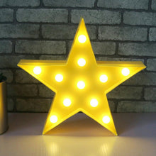 3D Star Light Stand