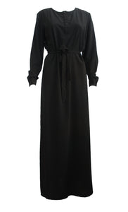 Basic Abaya Dress