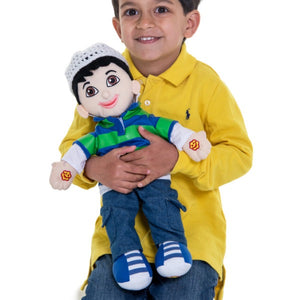 Talking Yousuf Doll English/Arabic