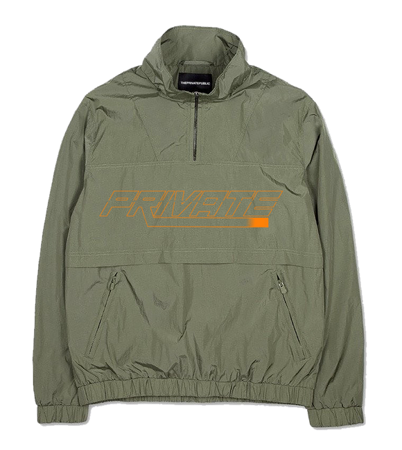 GREEN TPP SPORTS JACKET