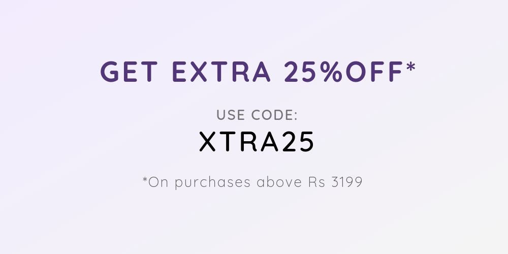 Extra 25% Off Offer