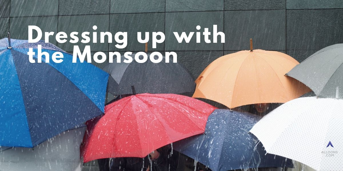 Dressing up with the Monsoon - Alloons.com