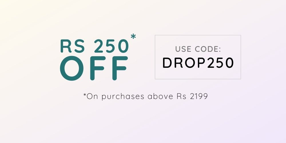 Rs 250 OFF offer