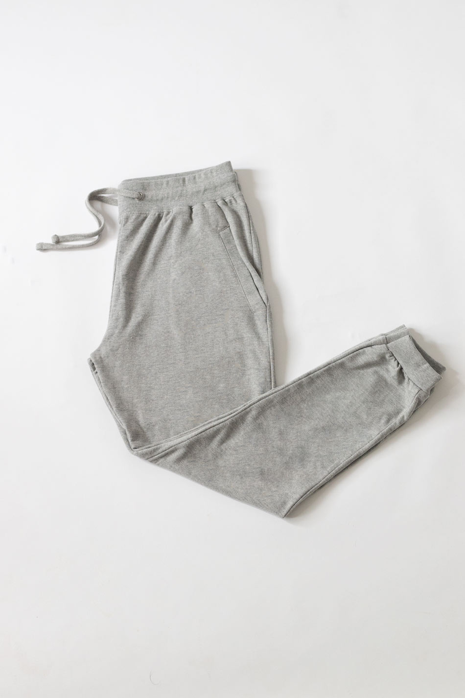 cotton grey trackpant jogger for men