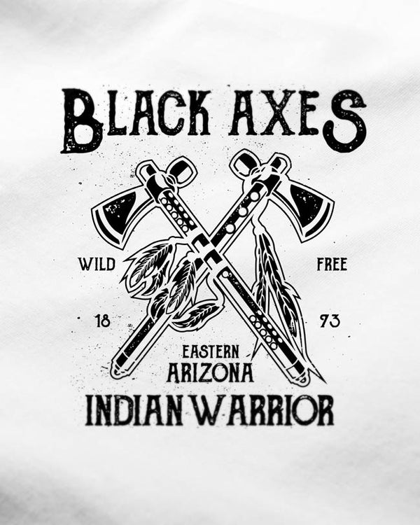 Black Axe - Men's Raglan