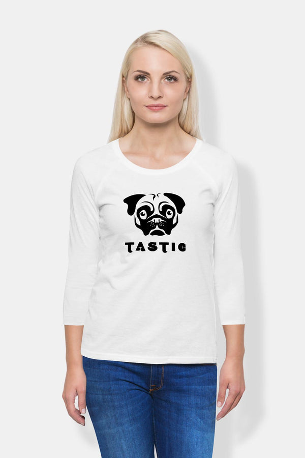 Pugtastic - Women's Long Sleeve