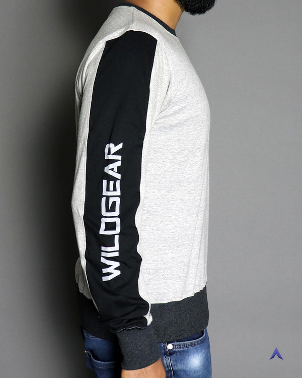 WildGear - Grey Striped Pull Over