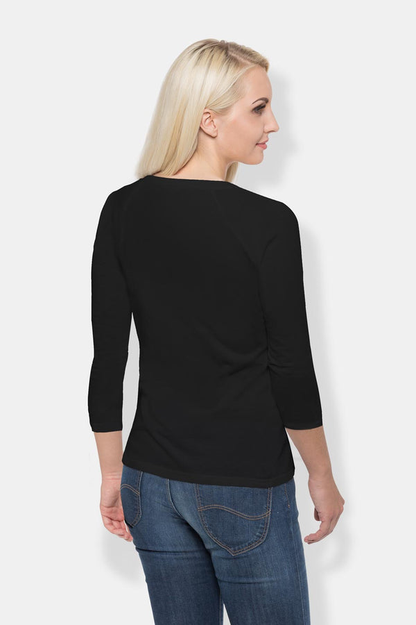 Women's Long Sleeve - Black