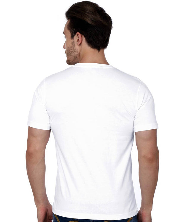White Cotton ultra soft - Oneck