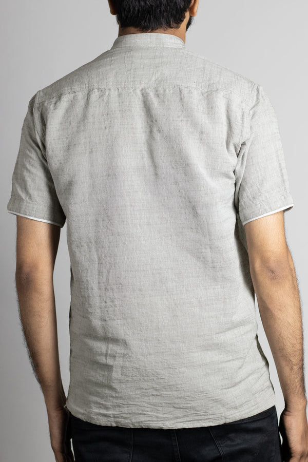 Shirt for Men - Ash Grey by Neith | Alloons.com