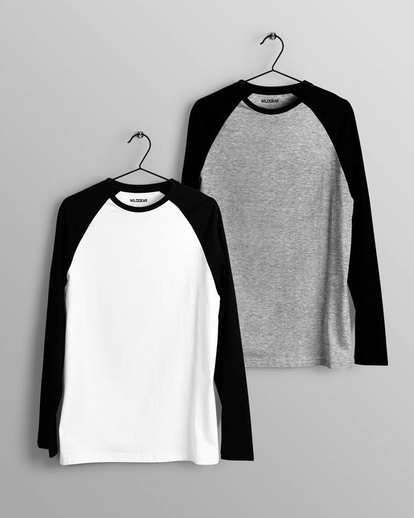 Raglan Pack of 2