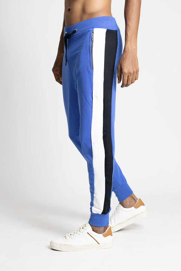 Infinite Blue Jogger by Wildgear